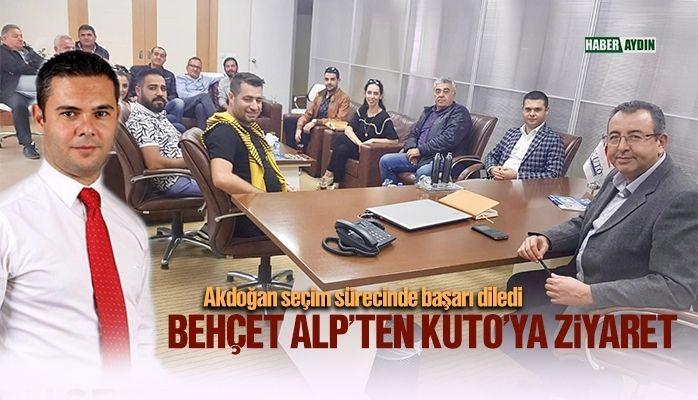 BEHÇET ALP'TEN KUTO ZİYARETİ