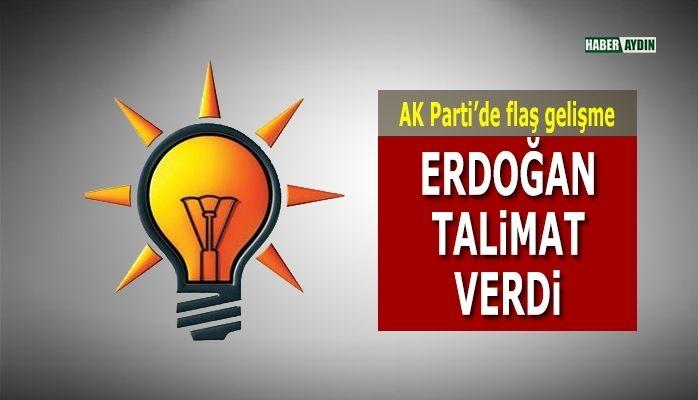 AK Parti'de flaş gelişme