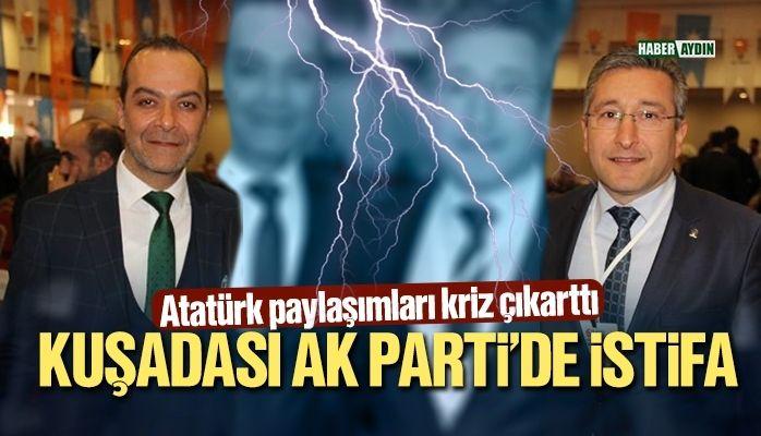 İstifanın perde arkasında Atatürk tartışması mı var?