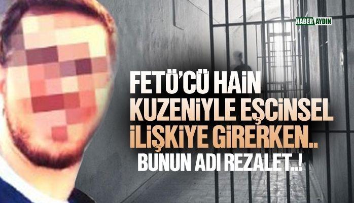 FETÖ'cü eski subay cezaevinde avukatıyla basıldı!