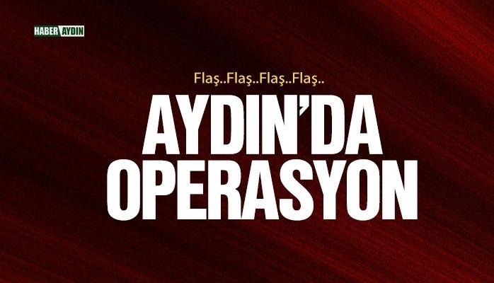 Aydın'da operasyon..! Neler çıktı neler