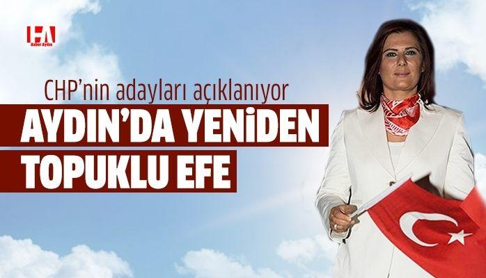 CHP'nin Aydın Büyükşehir Belediye Başkan adayı belli oldu