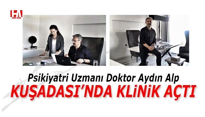 Ünlü Doktor Aydın Alp Kuşadası'nda klinik açtı