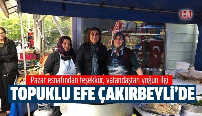 Topuklu Efe Çakırbeyli'de