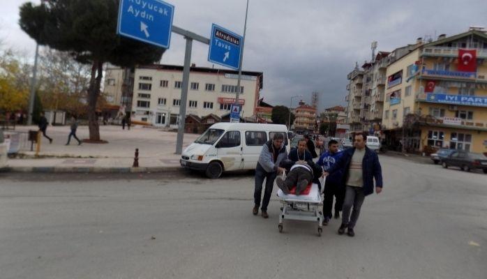 Aydın'da can pazarı.. Çok sayıda yaralı var!