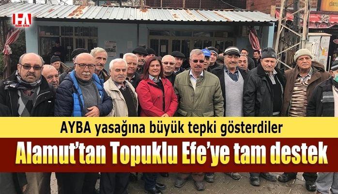 Alamut Başkan Çerçioğlu'yla Devam Dedi