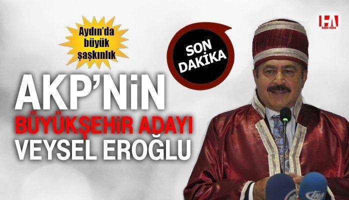 AKP'nin Büyükşehir adayı belli oldu