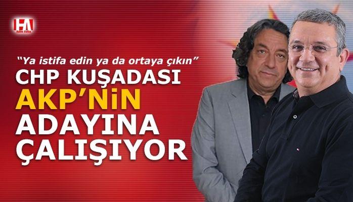 Açık açık AKP'nin adayını destekliyorlar