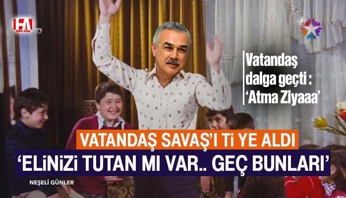Mustafa Savaş'a tepki gösterdiler