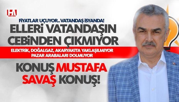 Hesap uzmanı Mustafa Savaş'tan açıklama bekliyoruz