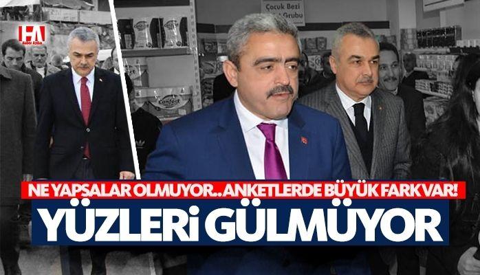 AKP'li Mustafa Savaş'ın yüzü gülmüyor