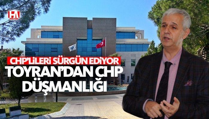 Söke Belediyesi'nde ki CHP'li personellersürgün edildi