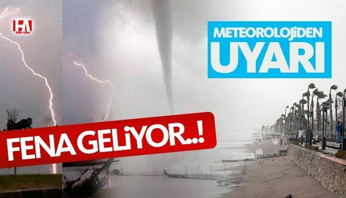 Meteoroloji duyurdu