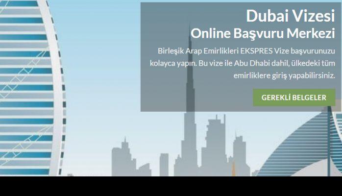 Dubai Türk vatandaşlarından vize istiyor mu? Gerekli evraklar nelerdir?