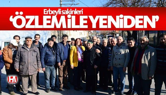 Erbeyli Yürekten Başkan Çerçioğlu Dedi