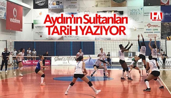 Aydın'ın Sultanları Tarih Yazmaya Devam Ediyor