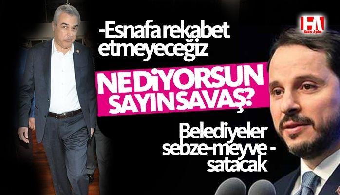 Mustafa Savaş'ı Bakan Albayrak yalanladı
