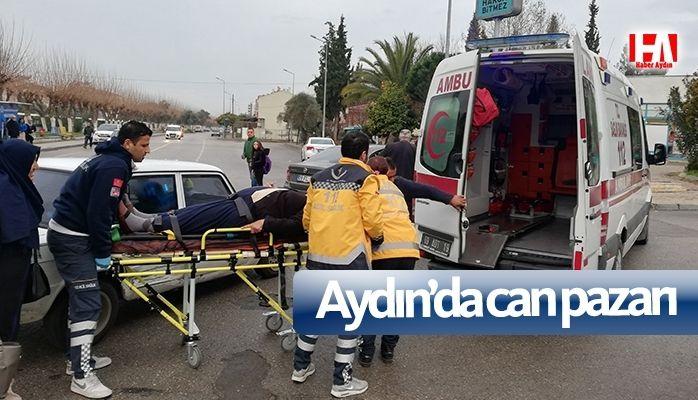 Aydın'da can pazarı.. Yaralılar var!