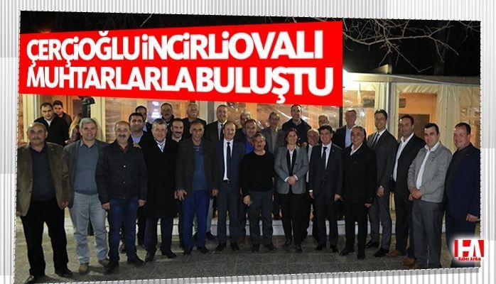 "TOPUKLU EFE ""İNCİRLİOVA İSMAİL KULE'YLE DAHA İYİ OLACAK"""