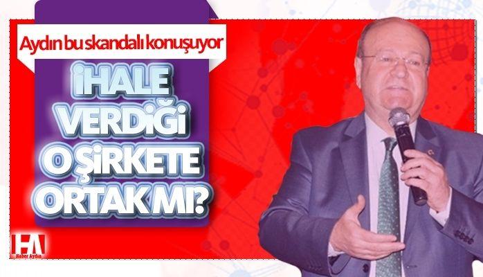 O şirketin ortağı Mesut Özakcan mı?