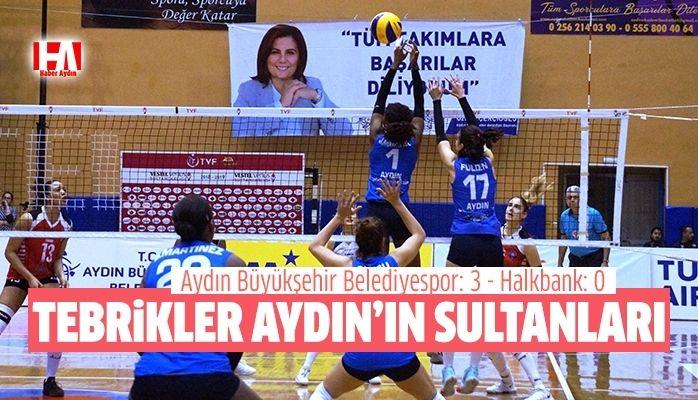 Tebrikler Aydın'ın Sultanları