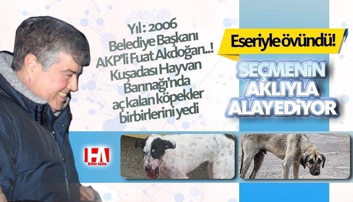 AKP'li Fuat Akdoğan 'pes artık' dedirtti