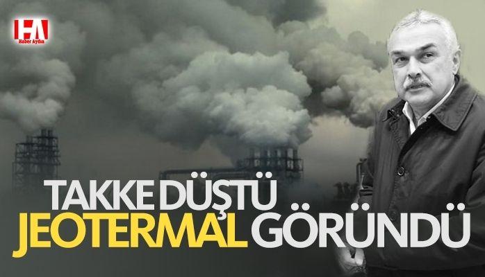 Mustafa Savaş'ın jeotermal sevdası