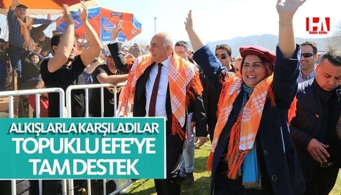 Başkan Çerçioğlu'na Bağarası'ndan Tam Destek