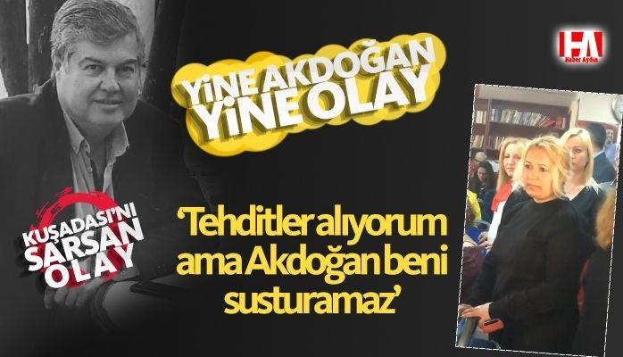 AKP'li aday hakkında şok iddia