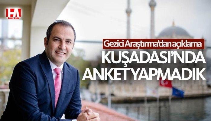 Murat Gezici yalanladı