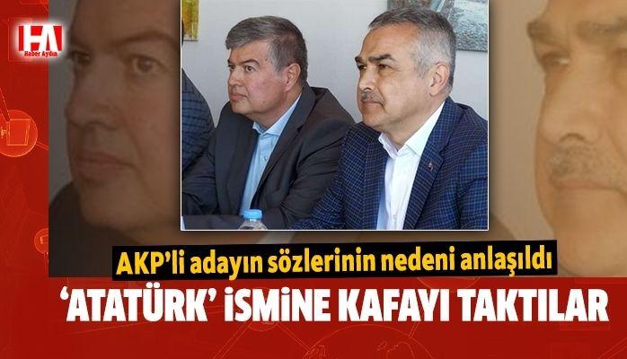 Atatürk isminden rahatsız oldular