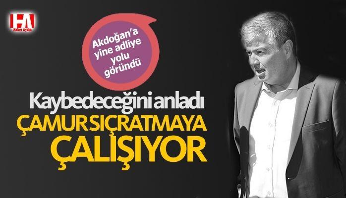 AKP'nin adayı battıkça batıyor