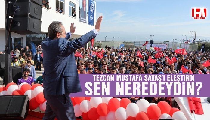 CHP'li Bülent Tezcan AKP'ye eleştirilerine devam ediyor
