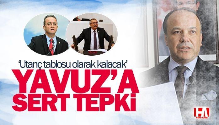 AKP'li Metin Yavuz'a tepkiler devam ediyor