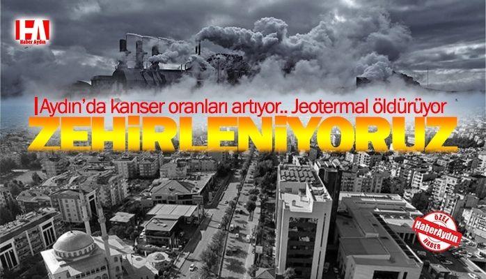 Aydın'da kanser oranlarında hızlı yükseliş