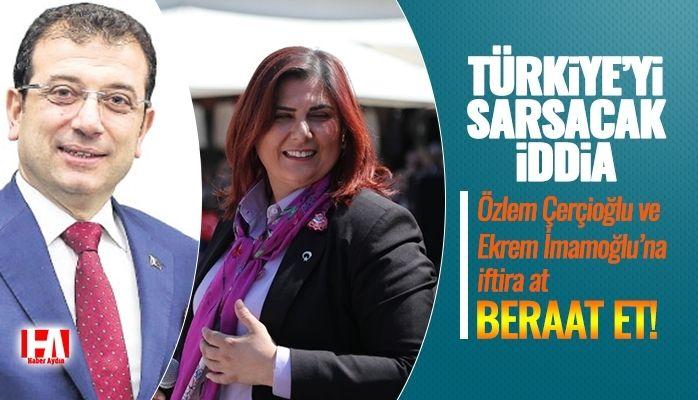 Türkiye'yi sarsacak kumpas iddiası!