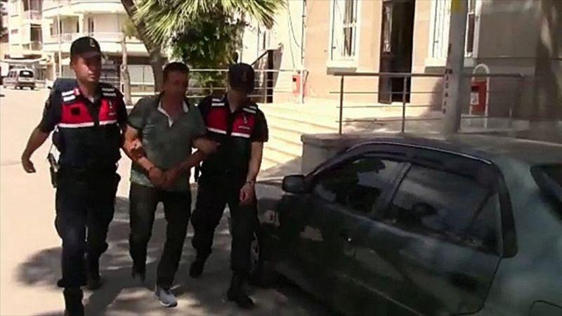 Sarayköy'de dolandırıcılık yaptığı öne sürülen zanlı yakalandı