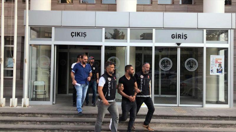 Aydın'da villaya uyuşturucu operasyonu