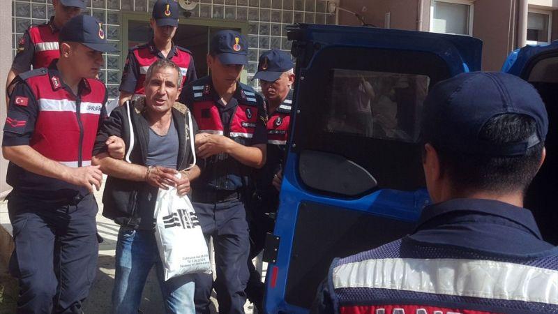 Aydın'daki cinayetin zanlısı tutuklandı