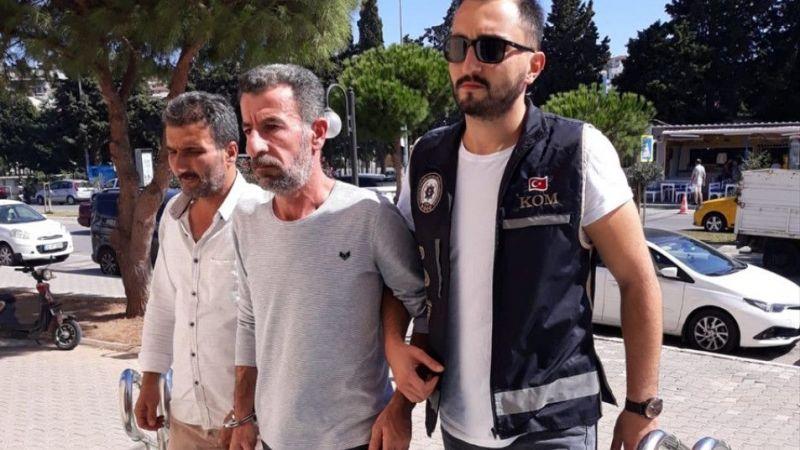 İzmir'de 14 düzensiz göçmen yakalandı