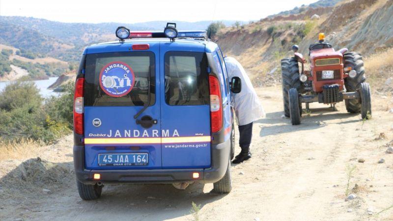 Manisa'da baraj gölünde erkek cesedi bulundu