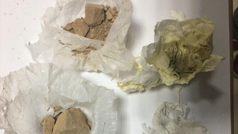 Afyonkarahisar'da uyuşturucu operasyonu