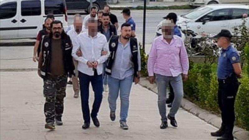 Muğla ve İzmir'de organize suç örgütü operasyonu