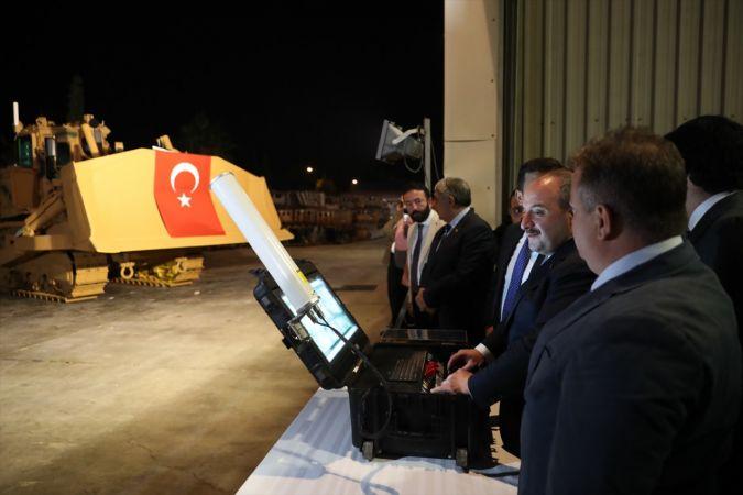 Sanayi ve Teknoloji Bakanı Mustafa Varank, İzmir'de