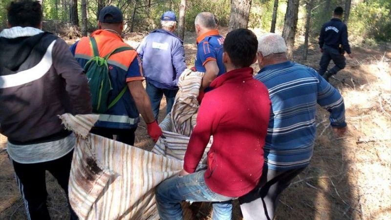 Muğla'da kaybolan yaşlı adam ölü bulundu