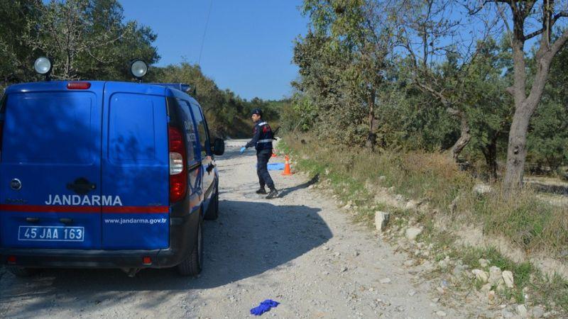 Soma'da zeytinlikte ceset bulundu