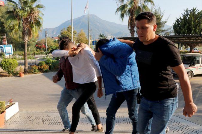 Muğla'daki bıçaklı kavga