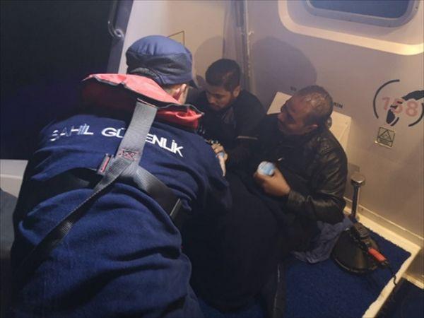 Muğla'da 130 düzensiz göçmen yakalandı