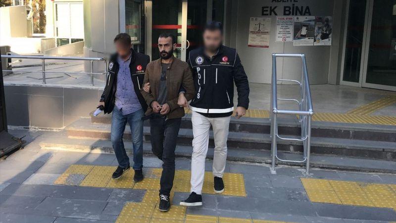 Kütahya'da uyuşturucu şüphelisi tutuklandı