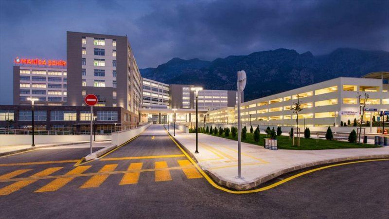 Manisa Şehir Hastanesi 1 yaşında